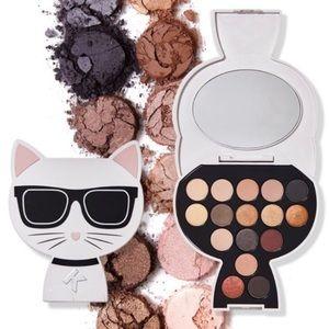 Karl Lagerfeld Eyeshadow Palette